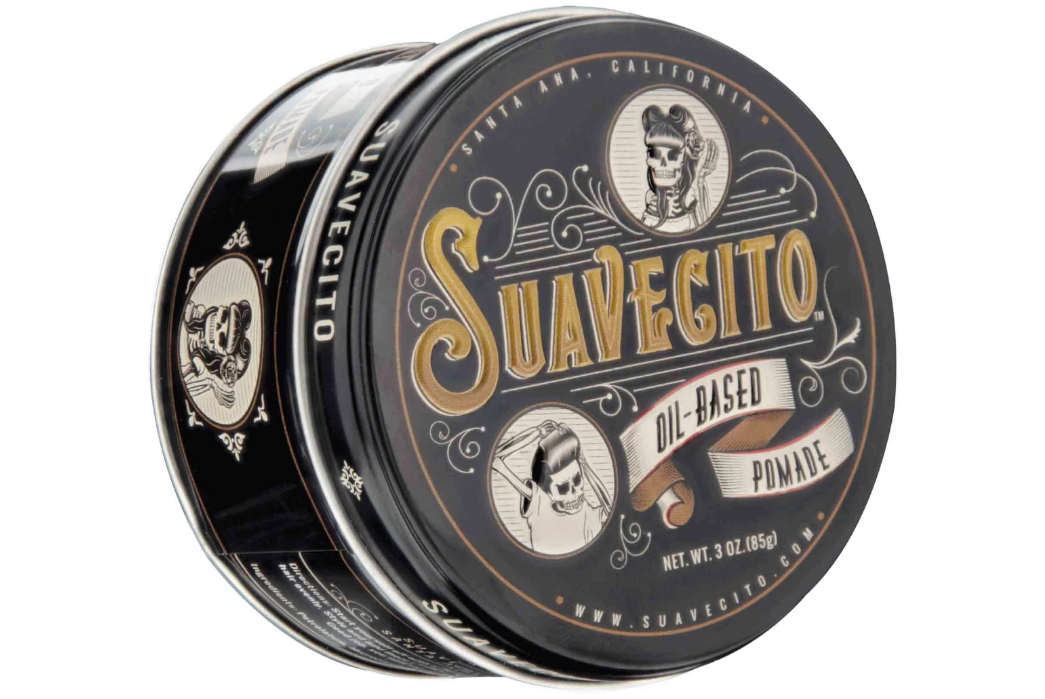 A-Beginner's-Guide-to-Hair-Pomades-Suavecito-Oil-Based-Pomade,-available-for-$8.99-from-Suavecito