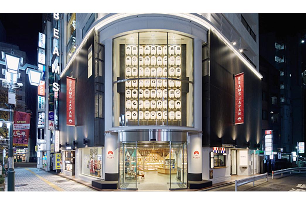 Beams-A-Brand-That-Shaped-Modern-Menswear-Beams-store-in-Shinjuku-(image-via-Beams)