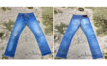 Fade-of-the-Day---Sage-Ranger-3-19-oz.-(1.5-Years,-6-Washes,-3-Soaks)-front and back