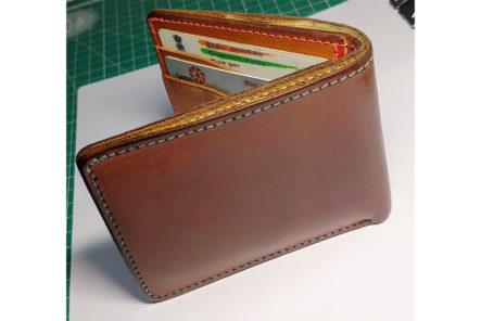 Fade-of-the-Day---Tanner-Goods-Natural-Utility-Wallet (~2-Years)-front-2