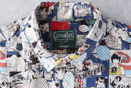 Gitman-Vintage-Introduces-a-Winter-Linen-Shirt-in-a-Wild-Anime-Print-color-collar
