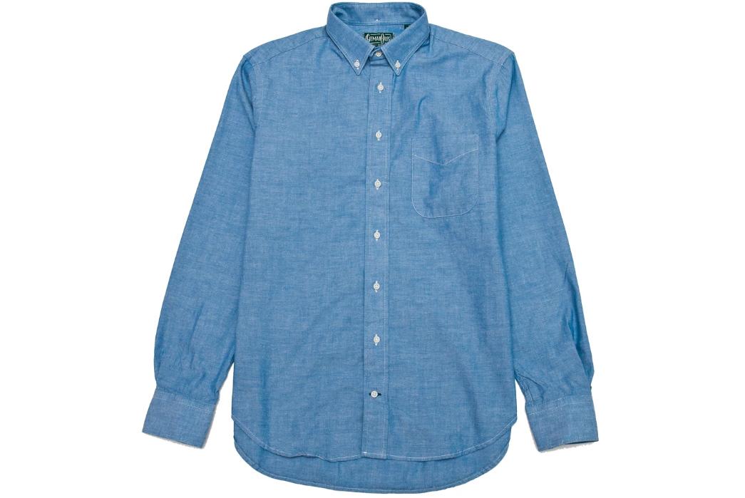 Gitman-Vintage's-New-Fall-Shirting-Has-Arrived-blue