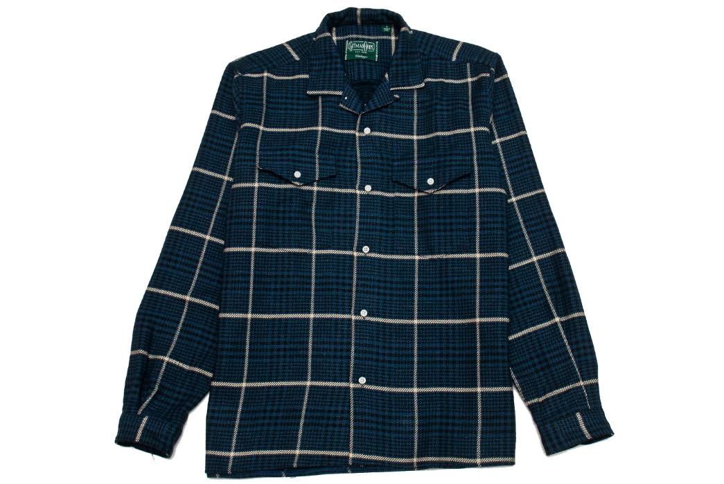 Gitman-Vintage's-New-Fall-Shirting-Has-Arrived-dark-blue