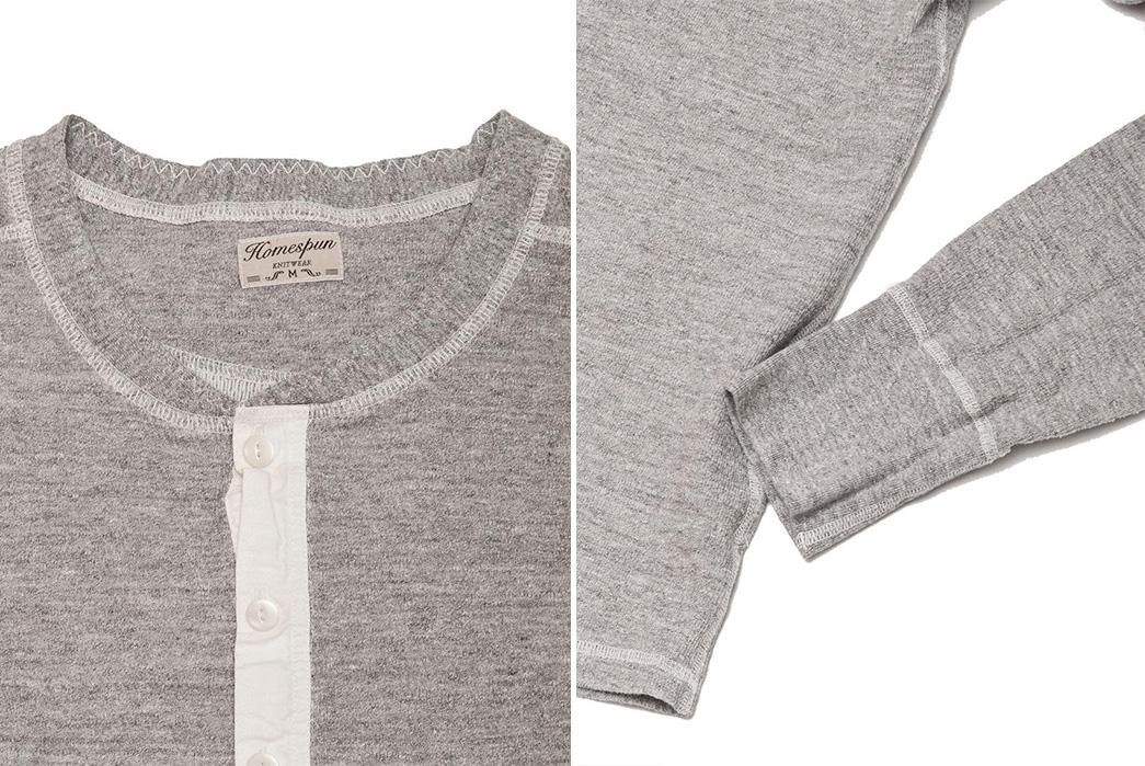 Homespun-Coalminer-Henley-dark-collar-and-sleeve