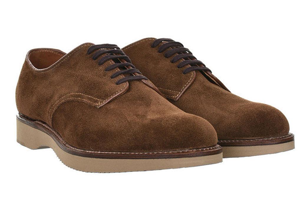 Kafka-Mercantile-x-Alden-M8402-Mil-Spec-Shoes-pair-front-side