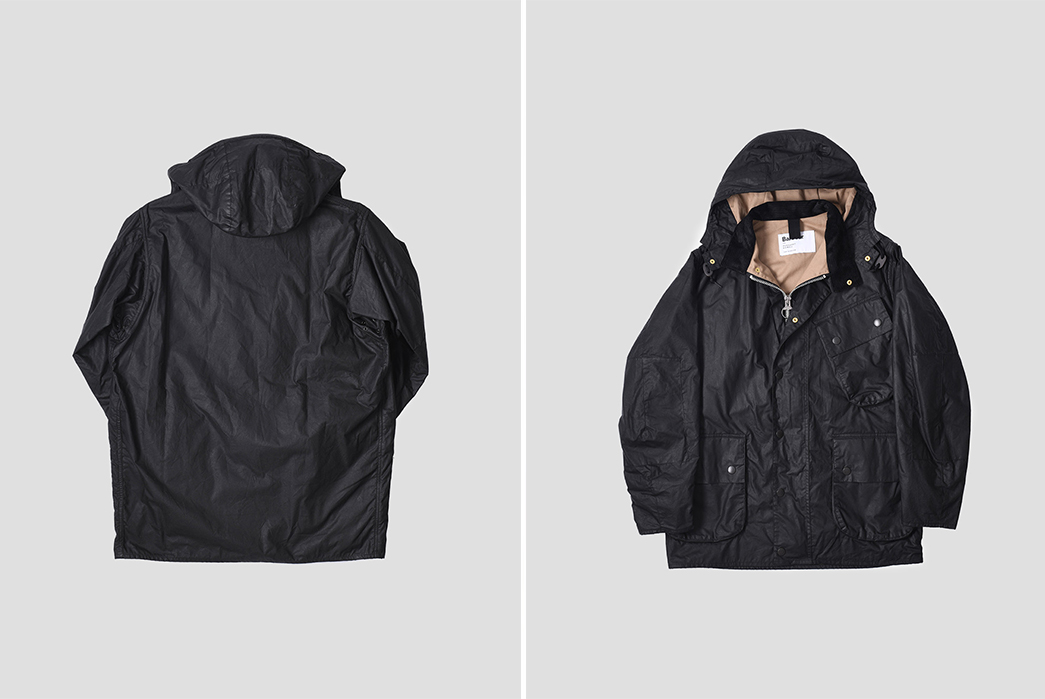 Margaret Howell x Barbour Jackets front-and-back-4