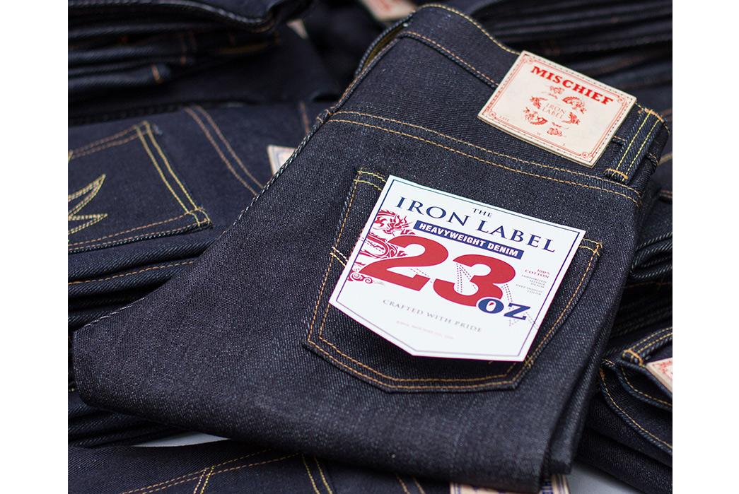 Mischief-Denim-Iron-Label-KaRyu-23oz--Raw-Denim-Jeans-folded