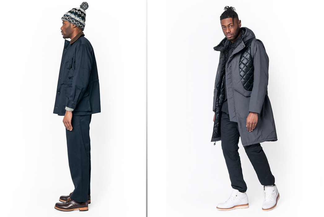Monitaly's FW19 Lookbook  Highlights Modular Styles and Quality Fabrics