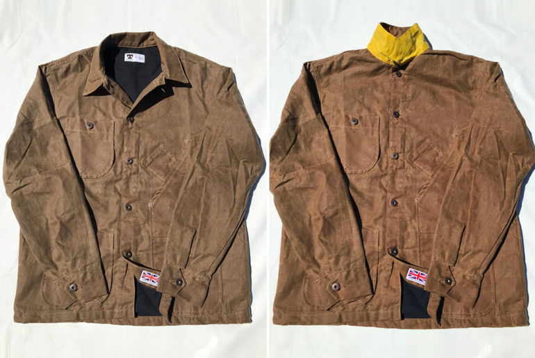Tellason-British-Waxed-Canvas-Coverall-Jackets-brown-fronts</a>