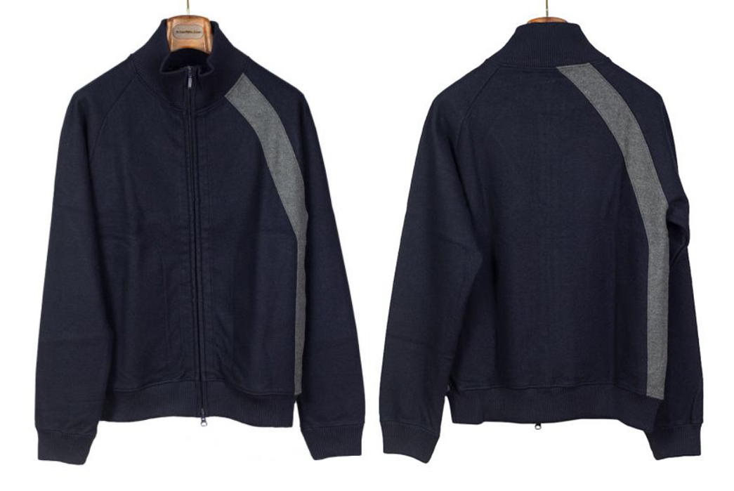 Track-Jackets---Five-Plus-One-3)-TS(S)-Asymmetrical-Stripe-Track-Jacket-