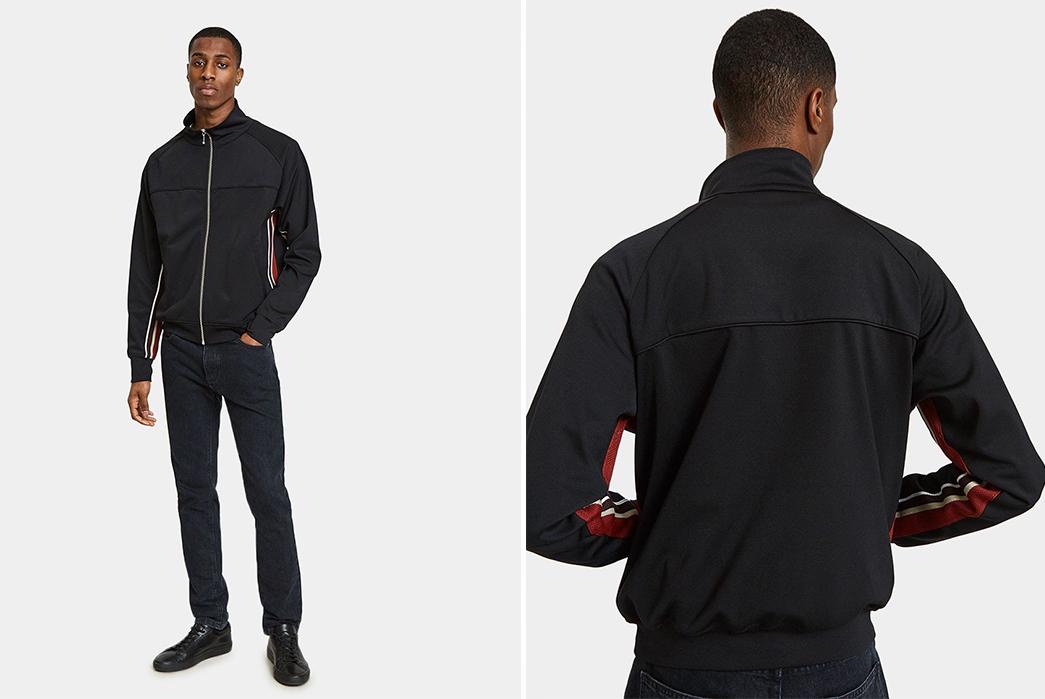 Track-Jackets---Five-Plus-One 1) NEED: 50 Meter Jacket
