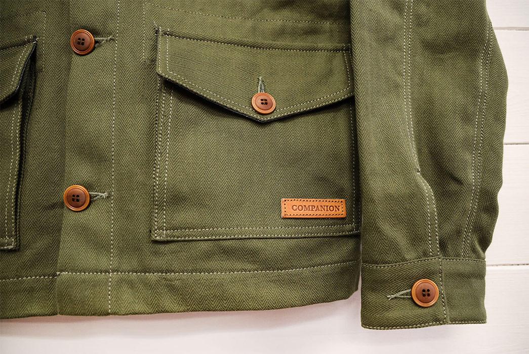 Companion-Field-Jacket-pocket-and-sleeve