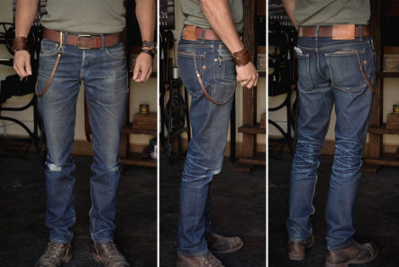 Fade-of-the-Day---Brave-Star-21.5-oz-Slim-Straight-(13-Months,-0-Washes-or-Soaks))models
