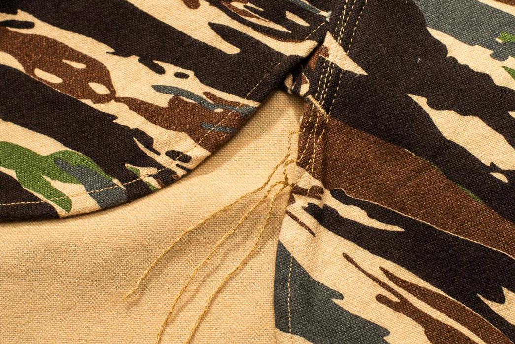 Jelado-CT41140-Mimic-Shirt-Tiger-Duck-Camo-strings