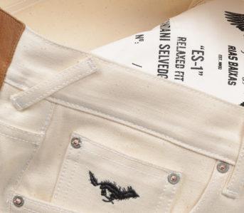 Light-Hue-Selvedge-Jeans---Five-Plus-One-5)-El-Solitario-ES-1-Tapered-Ecru-inside
