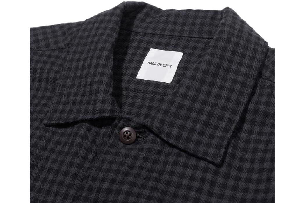 Sage-de-Cret-Military-Shirts-dark-front-collar