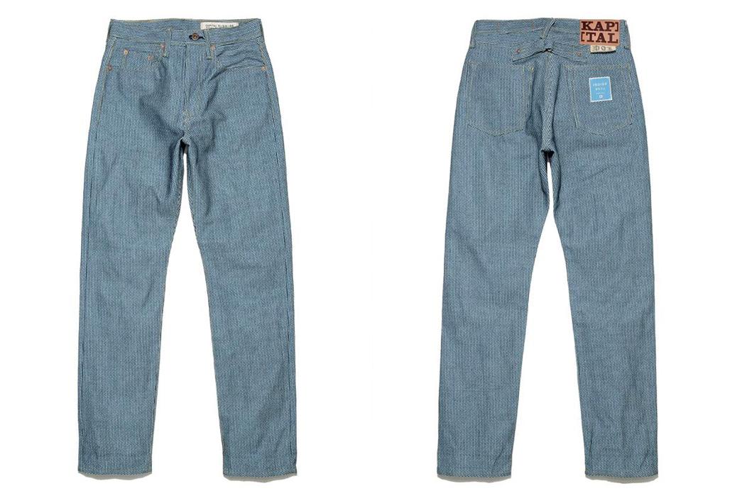 Sashiko-Pants---Five-Plus-One-3)-Kapital-5p-Cisco-Jeans-No.3-S+A