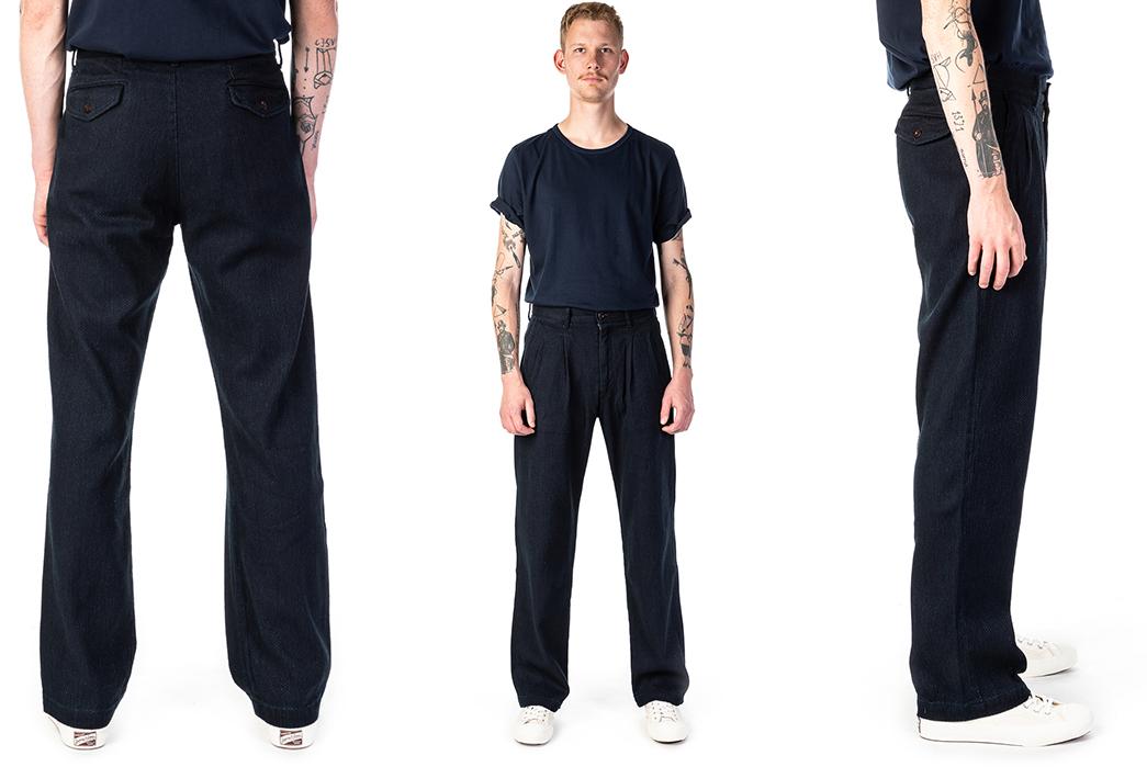 Sashiko-Pants---Five-Plus-One-4)-Japan-Blue-Sashiko-Monpe-Pant