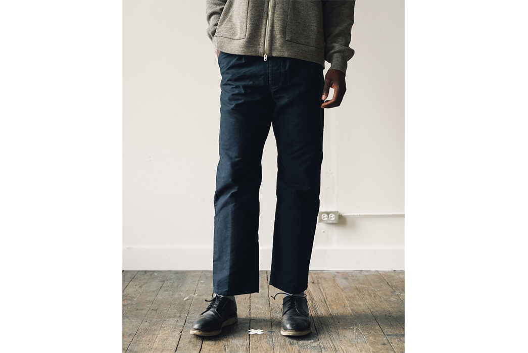 Staying-Warm-A-Guide-to-Fall-and-Winter-Fabrics-Moleskin-Trousers.-Image-via-Arpenteur