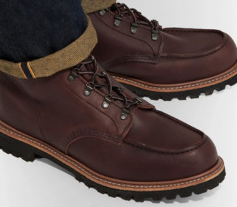 The-Sawmill-is-Red-Wing-Heritage's-Newest-Boot-brown-model-pair