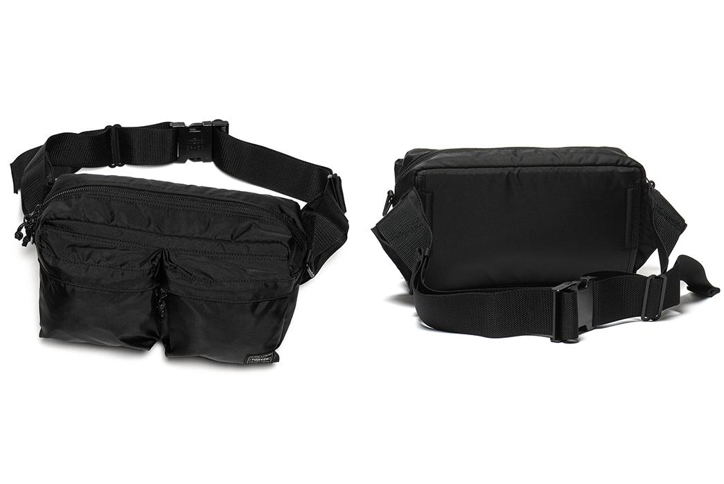 Waist-Bags---Five-Plus-One-4)-Porter-Force-2Way-Waist-Bag