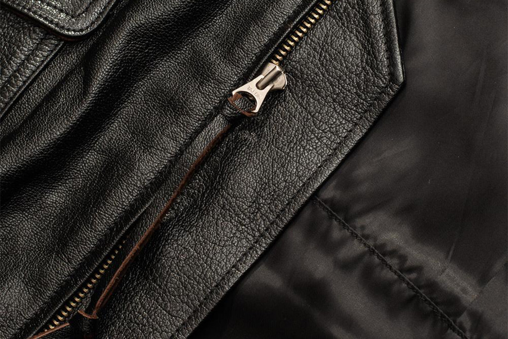 Buzz-Rickson's-Reproduce-the-G-1-with-Fictional-Inspirations-zipper