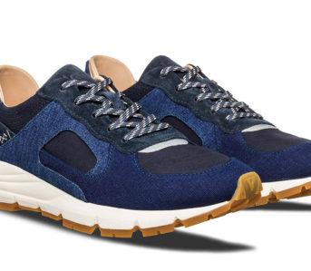 CLAE-x-Bleu-de-Paname-Edwin-Sneakers-pair-front-side