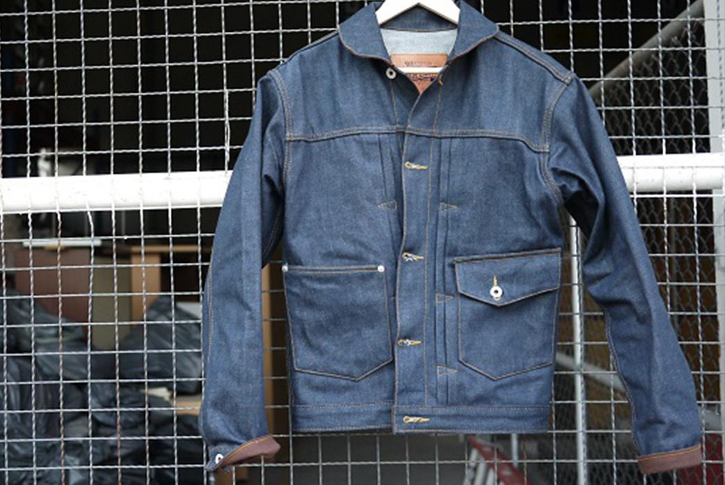 Denim Error Workwear Jacket Lot.1