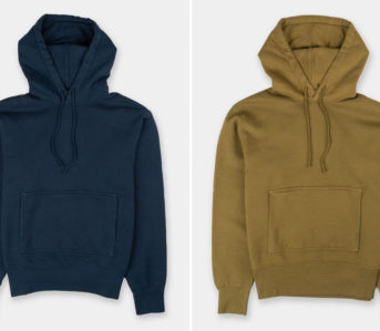 Lady-White-Co.-Box-Up-Classic-Pullover-Hoodies-in-Autumnal-Colorways-front-blue-and-light-brown