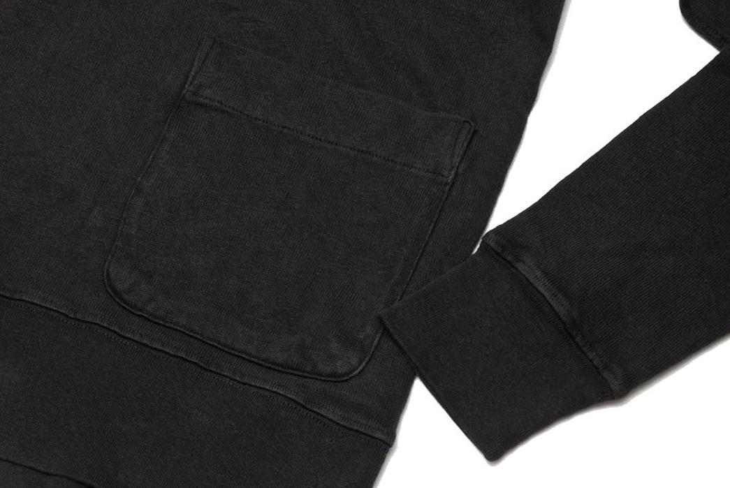 Velva-Sheen-Heavy-Oz-Crewneck-Sweats-black-pocket-and-sleeve