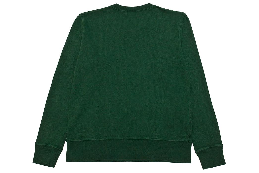 Velva-Sheen-Heavy-Oz-Crewneck-Sweats-green-back
