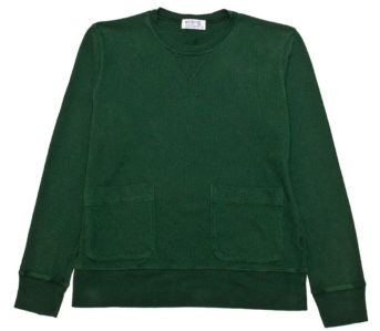 Velva-Sheen-Heavy-Oz-Crewneck-Sweats-green-front