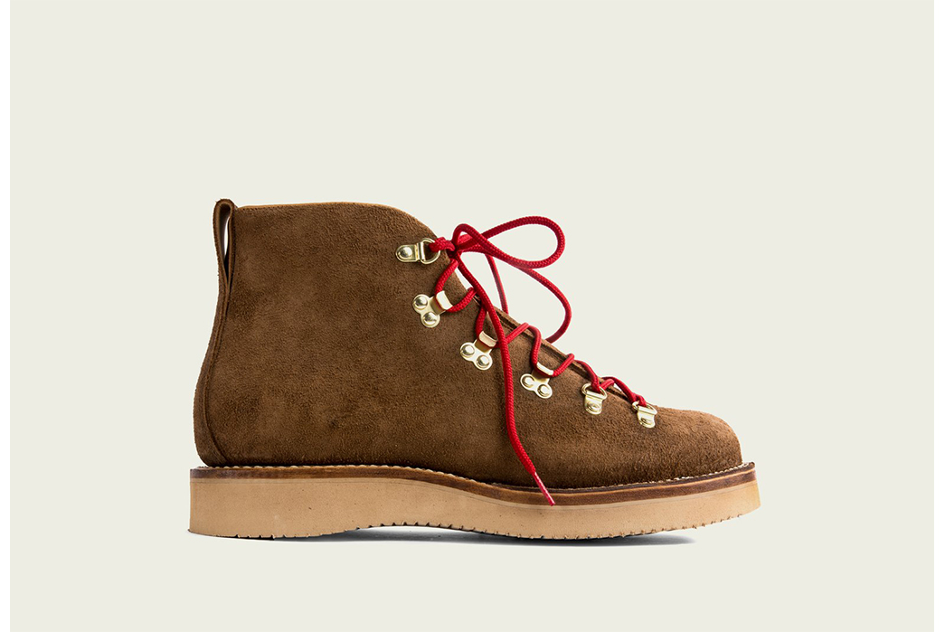 Viberg's Japan Collection Has Been Over 15 Years In The Making dark brown