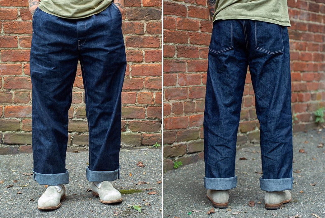 Cee-Blues-From-Skating-to-Selvedge---The-Birth-of-a-Brand-model-frotn-back