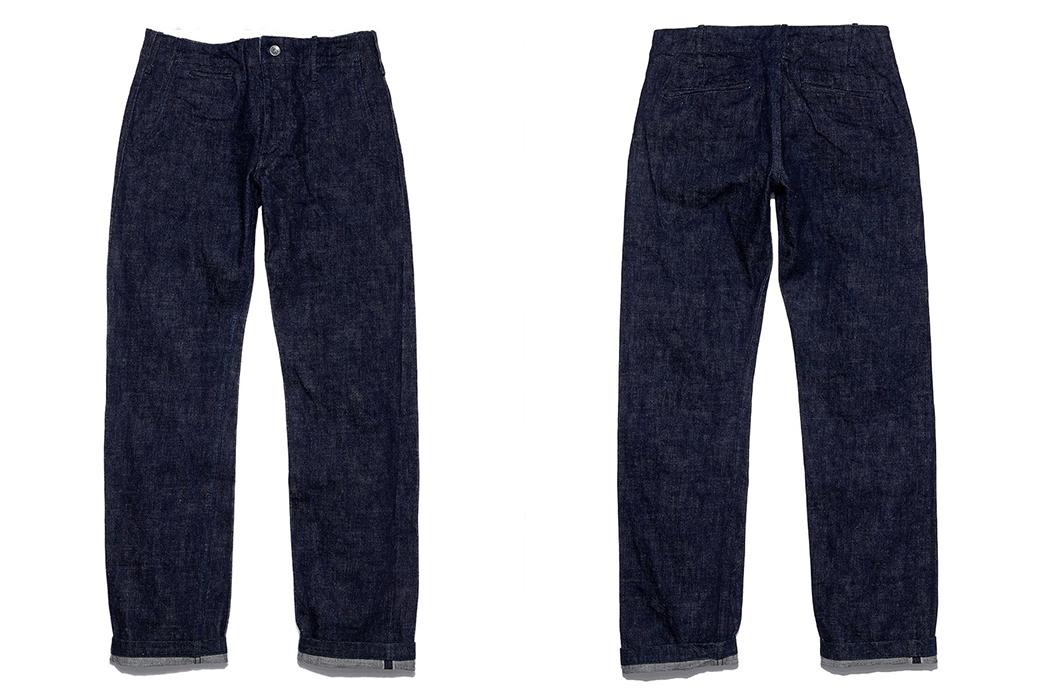 Indigo-Trousers---Five-Plus-One-Plus-One---Samurai-SJ42DP