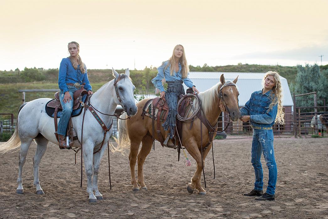 Kapital's-F-W-2019-Lookbook-Proves-They're-Still-Krazy-females-on-horses