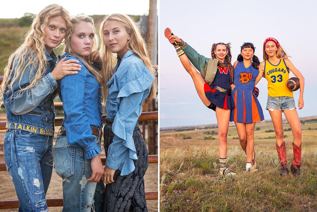 Kapital's-F-W-2019-Lookbook-Proves-They're-Still-Krazy-three-girls
