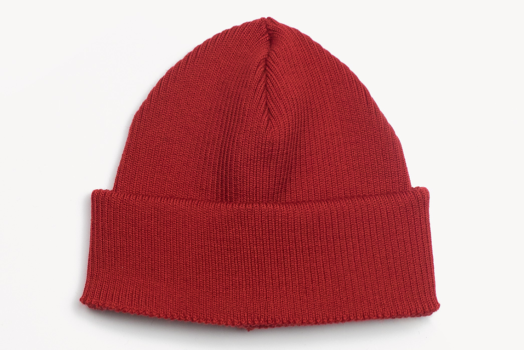 Klaxon-Howl's-Watchcap-Is-The-Truth-red