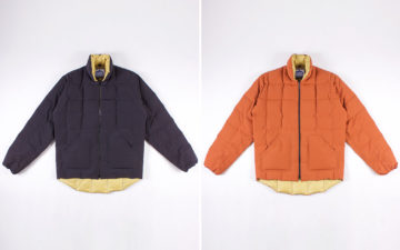 Kluane-Mountaineering-Conjures-Up-An-Exclusive-Down-Jacket-For-North-American-Quality-Purveyors-fronts-blue-and-orange