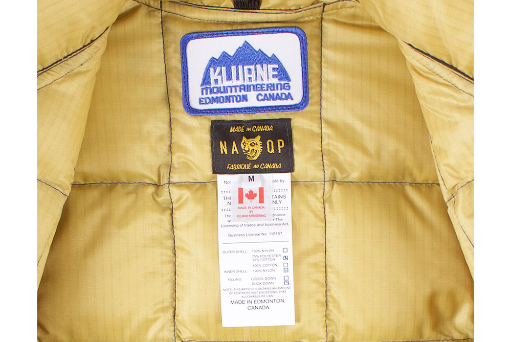 Kluane-Mountaineering-Conjures-Up-An-Exclusive-Down-Jacket-For-North-American-Quality-Purveyors-inside-brand