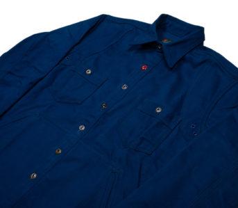 Mister Freedom Trailblazer Shirt front