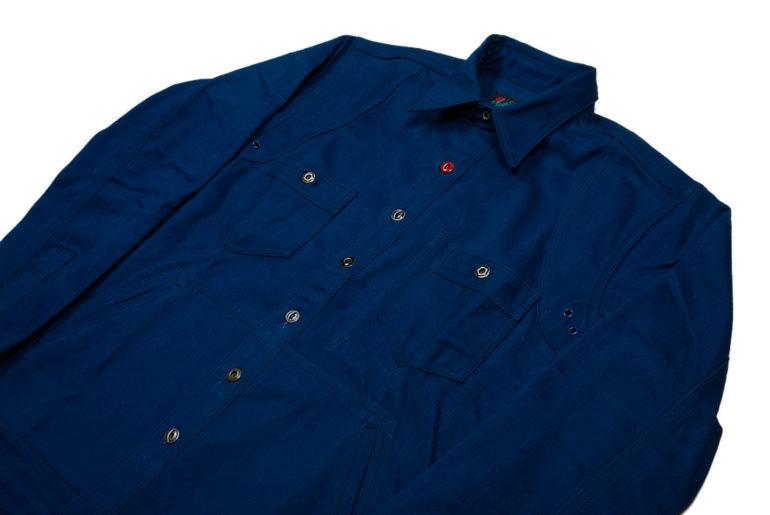 Mister Freedom Trailblazer Shirt front</a>
