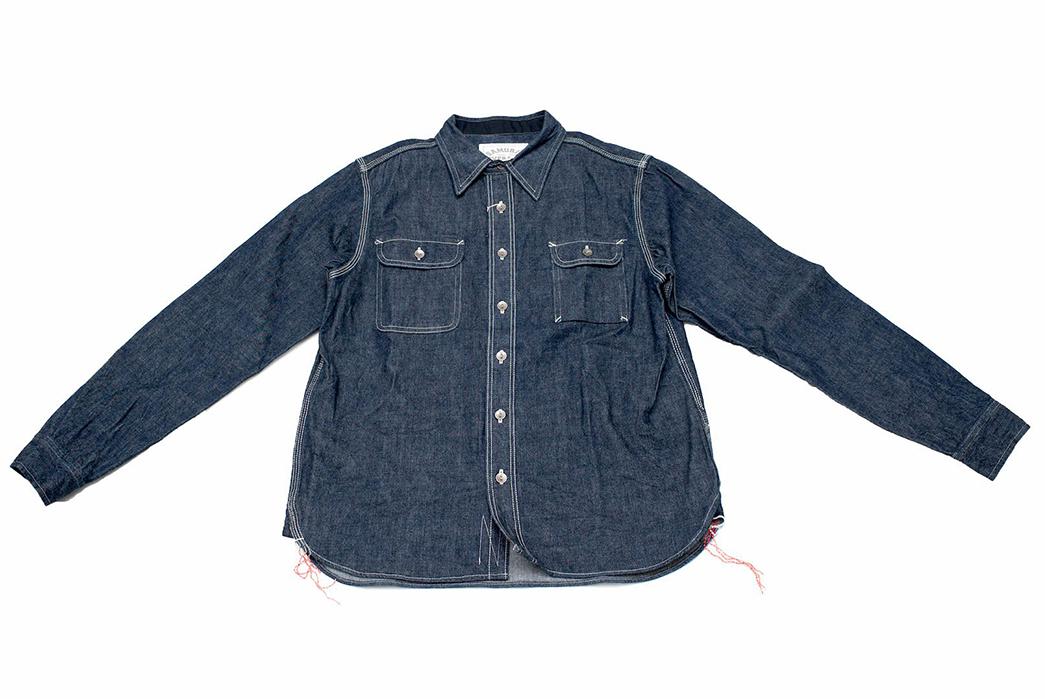 Samurai-12-oz.-Denim-Early-Work-Shirt-front