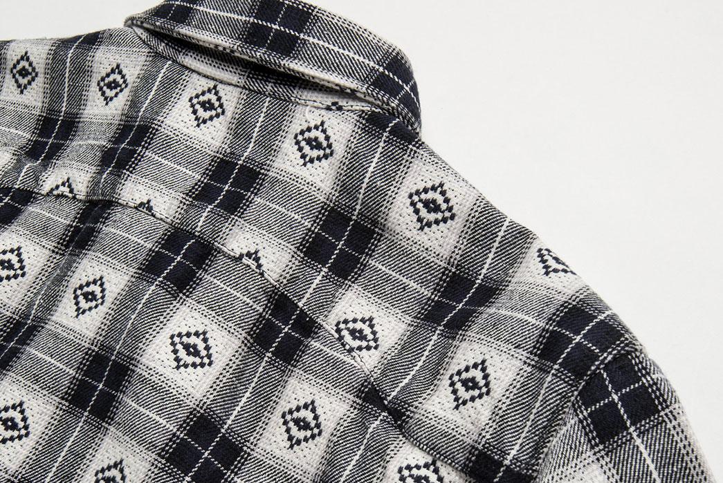 Freenote-Cloth-Modern-Western-Shirt-back-black