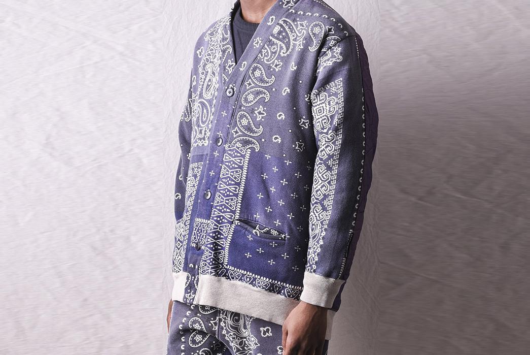 Kapital-Praises-Paisley-With-a-Two-Piece-Of-Bandana-Fleecy-Knit-Goodness-front