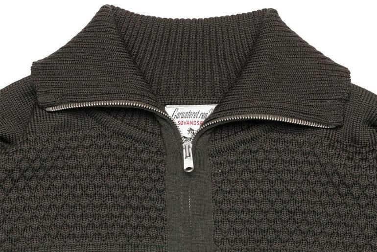 S.N.S.-Herning-Reels-in-Virgin-Wool-For-Its-Fisherman-Full-Zip-front-collar</a>