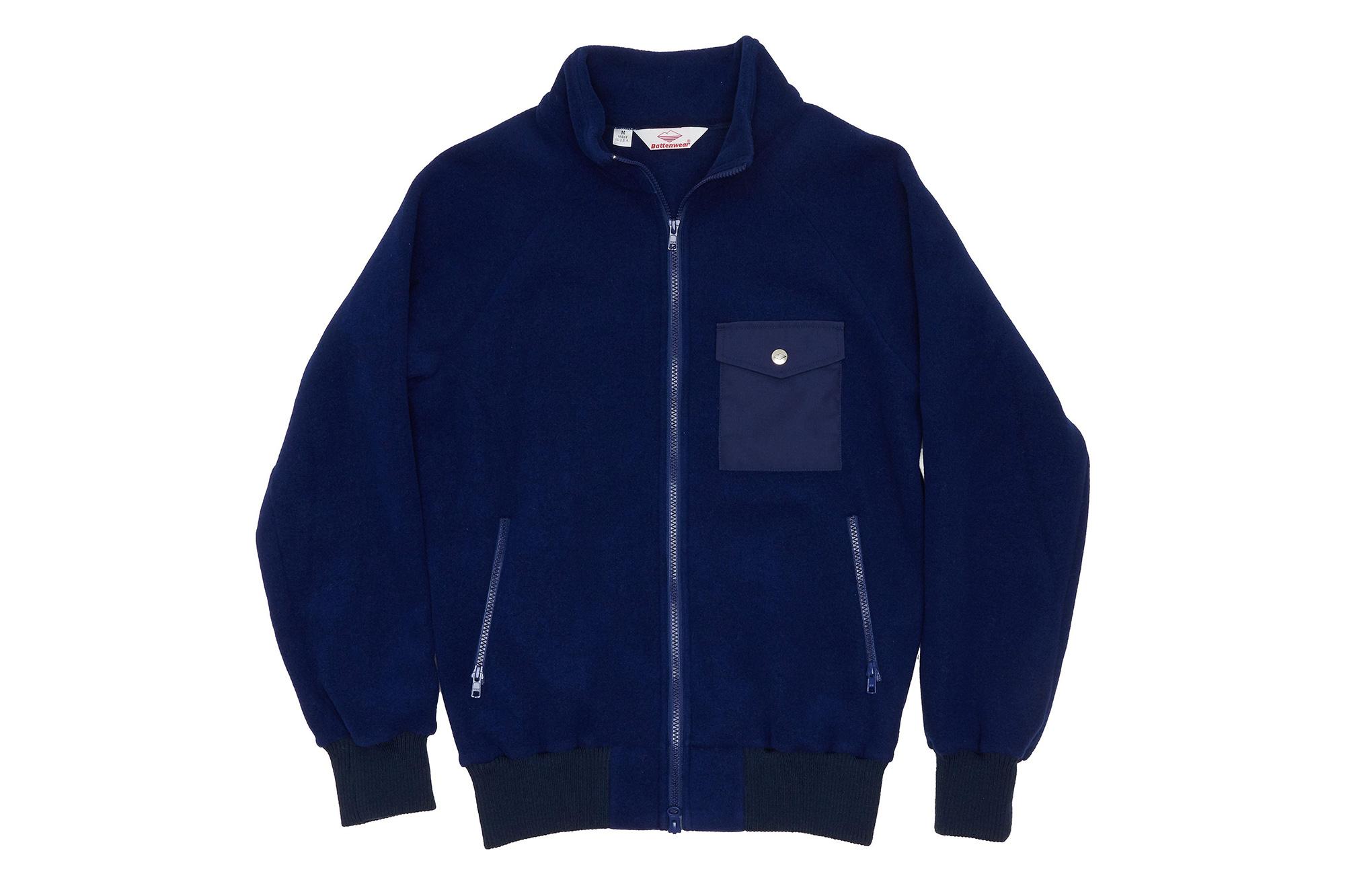 Giveaway – Enter to Win a Battenwear Warm-Up Fleece