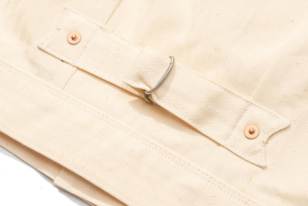 Belafonte-Ragtime-GZ-19j-HBT-Jacket-back-buckle