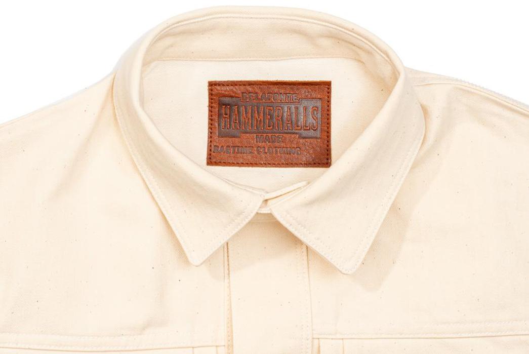 Belafonte-Ragtime-GZ-19j-HBT-Jacket-front-collar