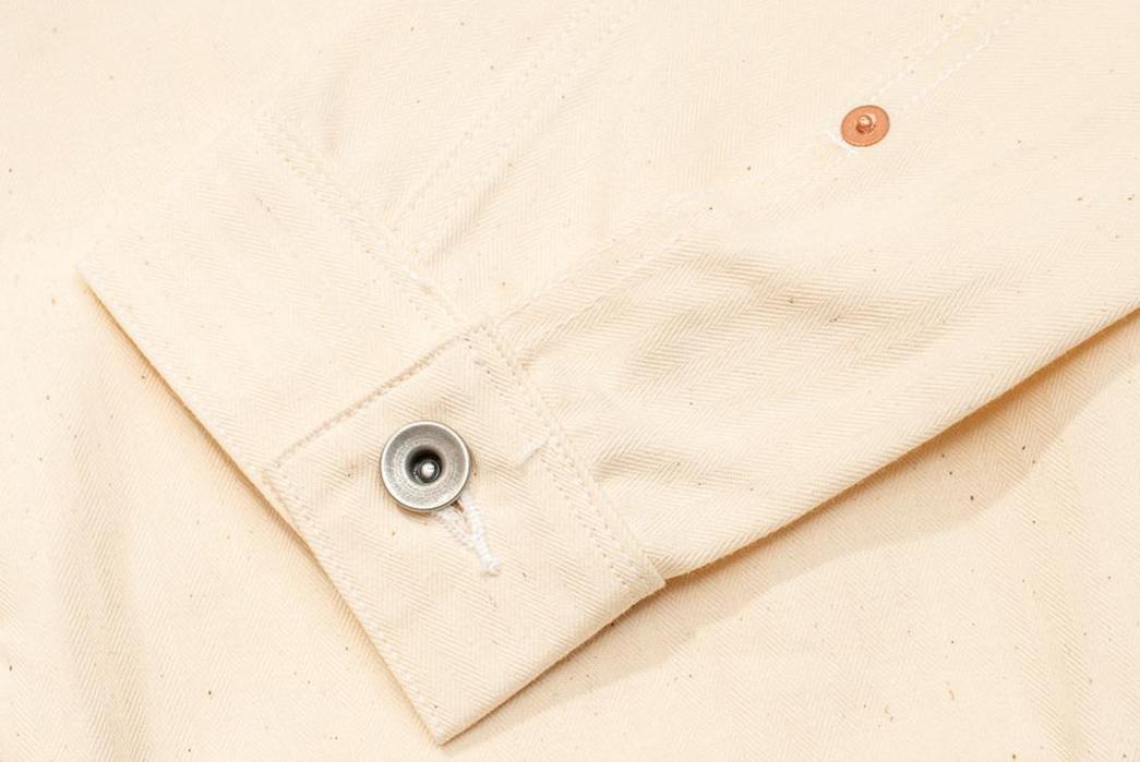 Belafonte-Ragtime-GZ-19j-HBT-Jacket-sleeve